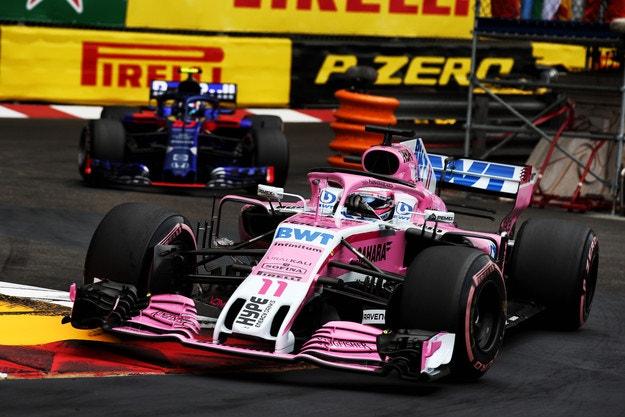 Force India смени идентичността си