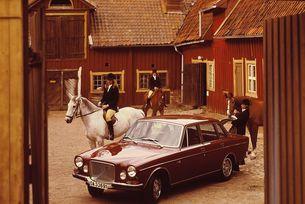 Volvo 164 стана на 50 години