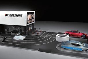 Bridgestone на Paris Motor Show 2018