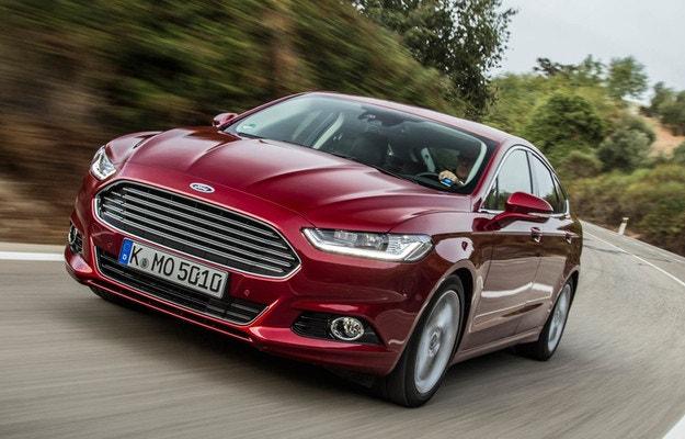 Ford ще продължи да произвежда Mondeo