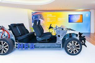 VW представи платформата MEB за електромобили