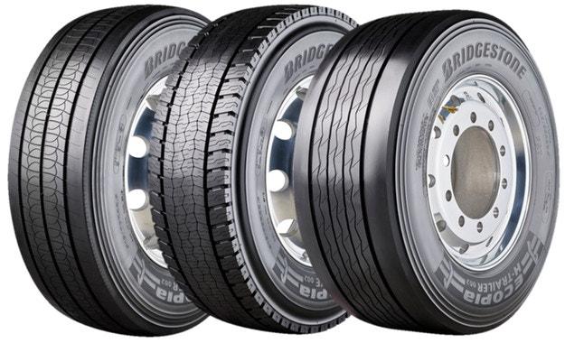 Bridgestone представя последното поколение Ecopia H002