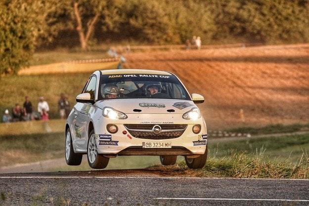 Българите пропускат следващия старт в Opel Rallye Cup