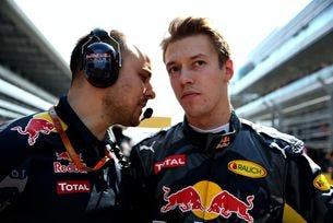 Квят получи втори шанс от Red Bull