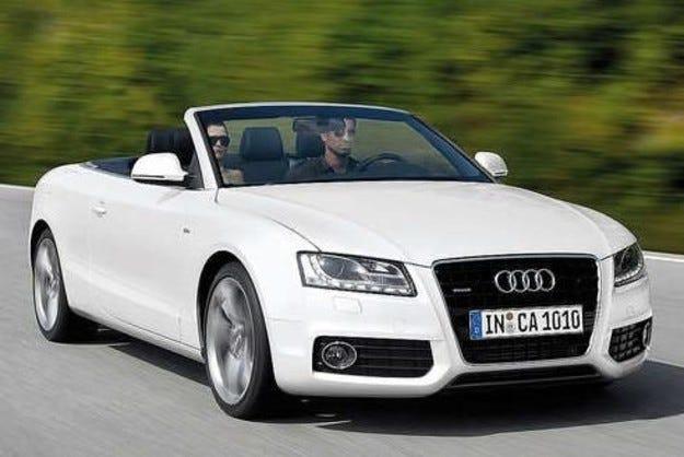 Audi A5 Кабрио: Нека да е лято