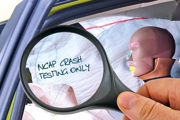 Euro NCAP подозира производителите