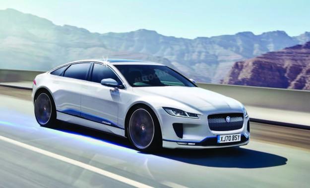 Jaguar може да премине само на електричество