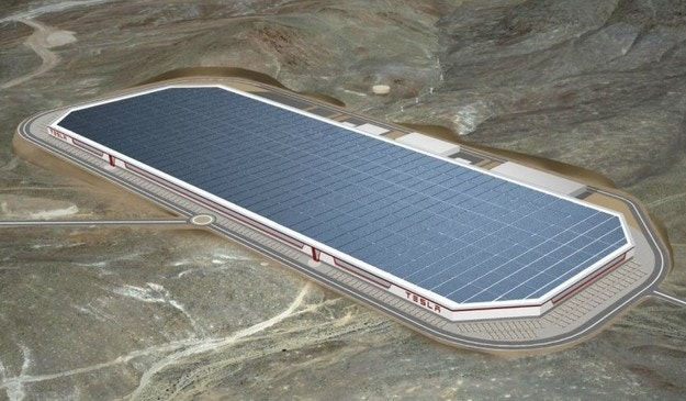 Tesla купи земя в Китай за нова гигафабрика