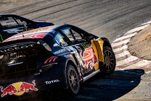 Peugeot спира и рали крос програмата си