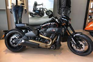 Новият Harley-Davidson FXDR пристигна в София
