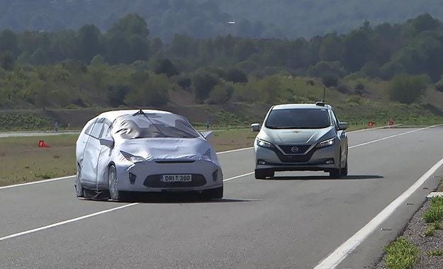 Euro NCAP за първи път тества автономни системи