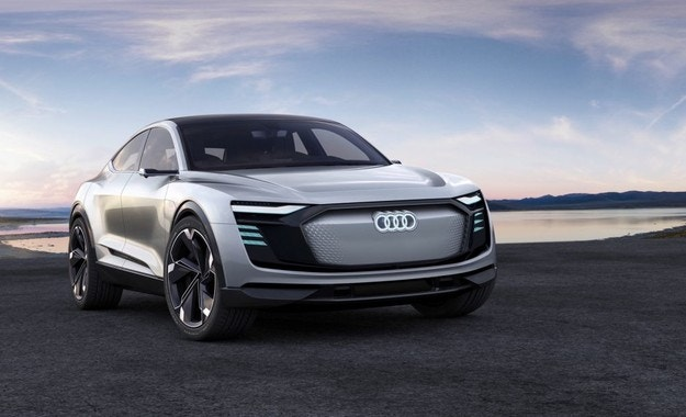 Audi ще представи в Лос Анжелис e-tron GT