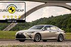 Euro Ncap: Новият Lexus ES e сред най-безопасните