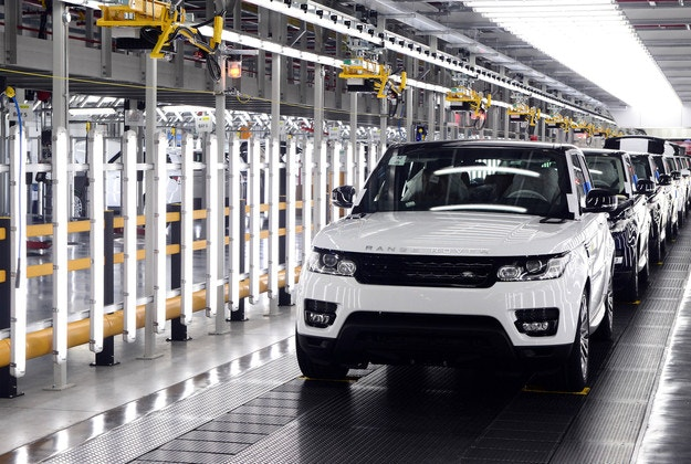 Jaguar Land Rover откри словашкия завод