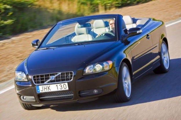 Нов базов дизел за Volvo C70