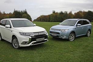 Mitsubishi Outlander PHEV - най-доброто предстои