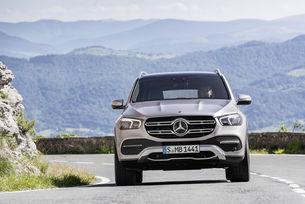 Mercedes GLE вече може да бъде поръчван у нас