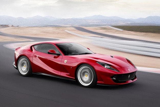 Ferrari обяви увеличение на продажбите по света
