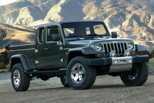 Jeep ще възроди името Gladiator за нов пикап