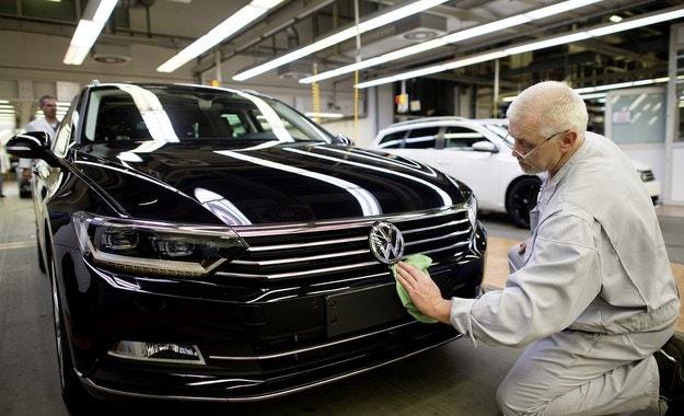 VW ще мести производството на Passat в Чехия