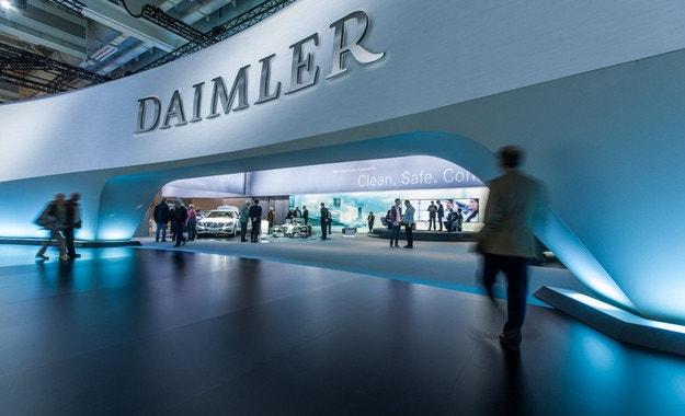 Daimler открива втори R&D център в Китай