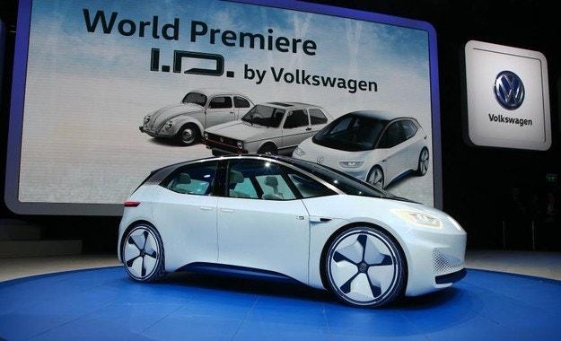 VW Group обсъжда милиарди за електрификация
