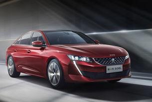 Peugeot 508L пробва сили на китайския пазар