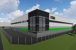 Новият център на Nokian Heavy Tyres вдига летвата