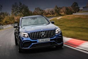 Mercedes-AMG GLC 63 S е най-бърз на Северната дъга