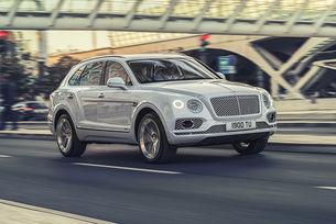 Нетен спад в продажбите за Bentley Motors