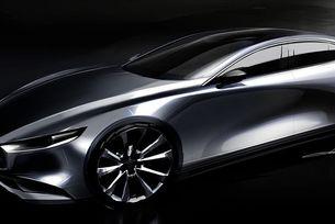 Mazda представя първия си електромобил през 2020
