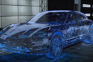 Porsche разкрива виртуалните тестове