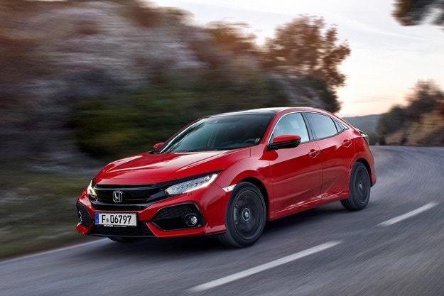 Honda се отказва от дизела през 2021