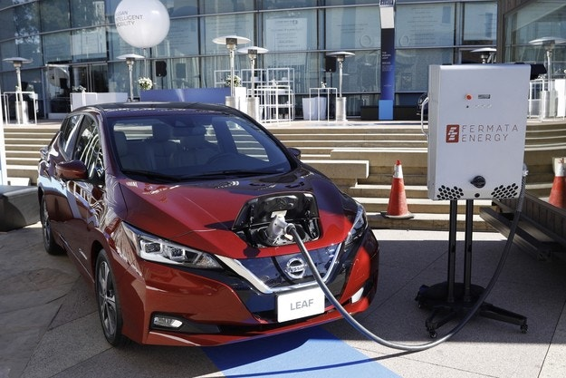 Проектът Nissan Energy Home води да икономии