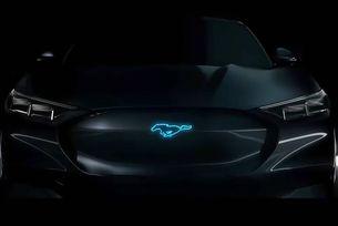 Ford измисли име за електрическия кросоувър