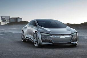 Audi инвестира 14 млрд. евро в автономни автомобили