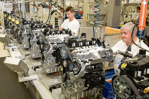 Volkswagenn няма да разработва нови двигатели