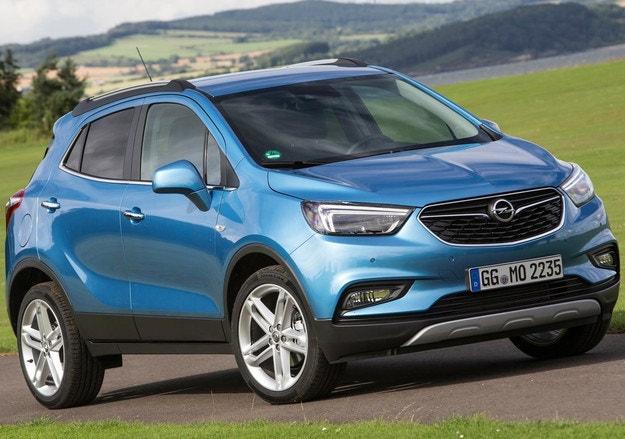 Opel превръща кросоувъра Mokka X в електромобил