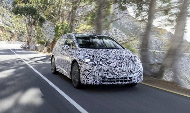 Volkswagen започна тестове на електромобила I.D.
