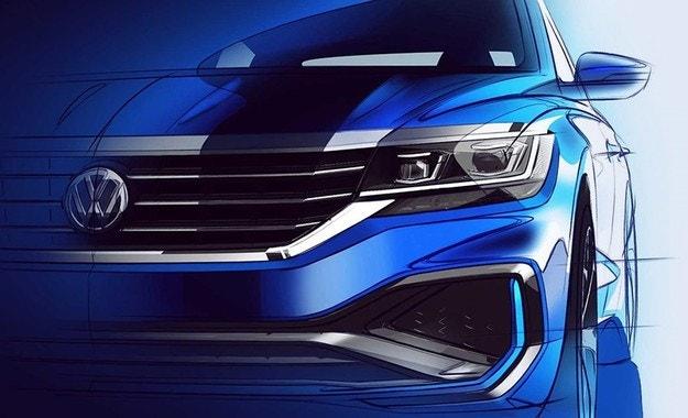 Volkswagen обяви обновен Passat за Европа