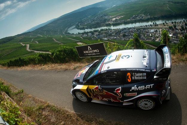 M-Sport остава във WRC и догодина