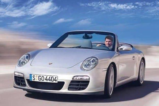 Porsche 911: Теория на еволюцията
