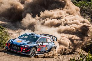 Hyundai уволни тим шефа си във WRC