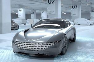 Hyundai създаде безжично автоматично зареждане