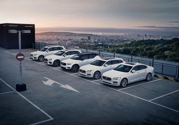 Volvo Cars с рекордни продажби през 2018 г.