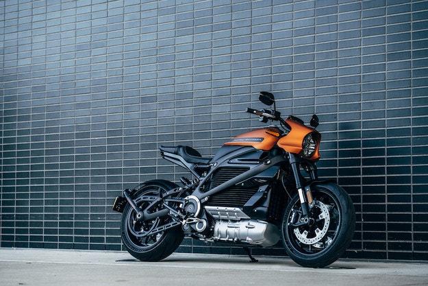 Новият електрически Harley-Davidson LiveWire™