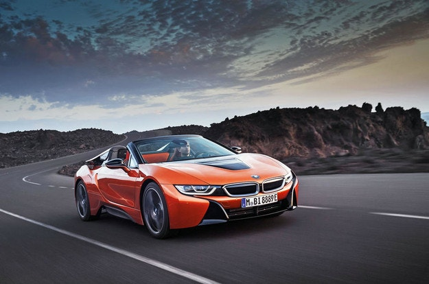 BMW обмисля хибриден спортен автомобил