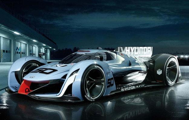 Hyundai ще покаже водороден суперавтомобил