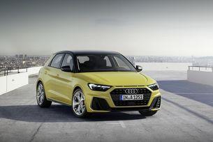 Най-малкият модел на Audi с офроуд версия