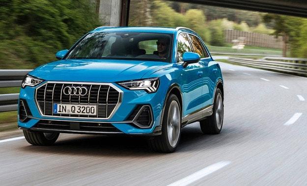 Спад на продажбите на Audi през  2018 г.